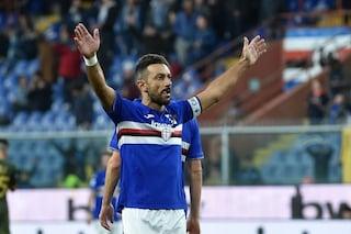 Sampdoria, Quaglarella in gol anche nel 2020: da 16 anni non sbaglia un colpo