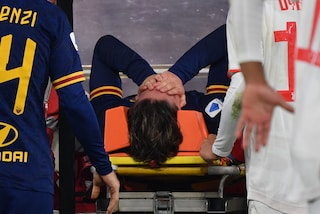 Roma, infortunio Zaniolo: confermata la rottura del legamento crociato del ginocchio