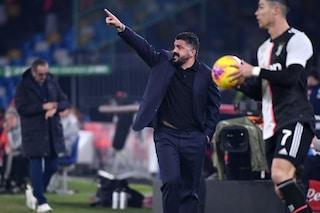 """Gattuso vola basso: """"Vittoria importante, ma non mi fido. Preferisco vivere alla giornata"""""""