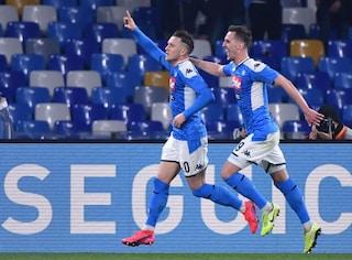 Le pagelle di Napoli-Juventus 2-1: Zielinski chirurgico, Insigne da leader. Tardivo CR7