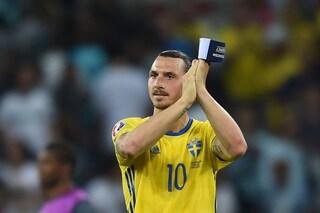 """Ibrahimovic può tornare in nazionale, il ct della Svezia: """"Mi lascio il passato alle spalle"""""""