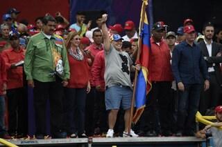 Venezuela, Diego Armando Maradona può diventare il nuovo ct
