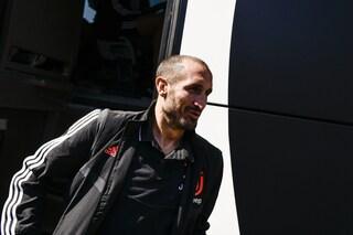 Juventus, quando torna Giorgio Chiellini? Data del rientro e tempi di recupero