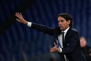 """Lazio, Simone Inzaghi: """"Immobile ci sarà, Cataldi è in dubbio. Escalante? Buon giocatore"""""""