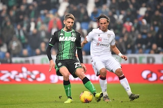 Sassuolo, ridotta la squalifica a Berardi: l'attaccante sarà in campo contro il Torino