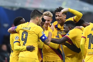 Nella 'Money League' trionfa il Barcellona: Juve e Inter difendono la Serie A