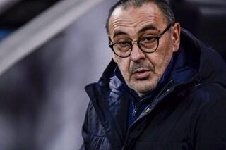 """Juve, Sarri cambia con la Roma: """"Qui c'è più che qualità che a Napoli, posso farlo"""""""