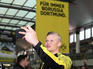 """Haaland spiega perchè ha scelto il Borussia: """"Mi è piaciuto come mi hanno parlato"""""""