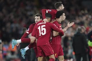 FA Cup, derby fatale per Ancelotti: Everton sconfitto dal Liverpool