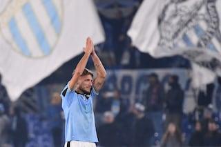 Lazio, Immobile re del gol: quota 20, nessuno come lui in Europa