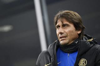 """Inter, Conte: """"Straordinari, ma la coperta è corta. Spero non ci siano defezioni"""""""