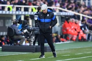 """Gasperini e gli insulti dei tifosi della Fiorentina: """"I figli di p... saranno loro"""""""