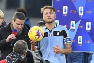 """Lazio, Immobile punta allo scudetto con i suoi gol: """"Possiamo giocarcela"""""""