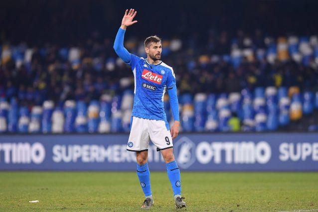 Calciomercato Inter, accordo col Napoli per Politano. Si tratta per Llorente