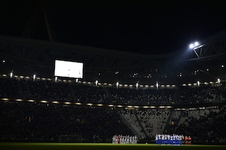 Il saluto emozionante dell'Allianz Stadium a Pietro Anastasi prima di Juve-Parma