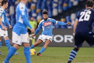 E' il Napoli di Insigne: con Gattuso sempre presente e, adesso, anche decisivo