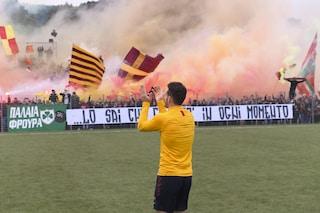 """Florenzi, l'addio ai tifosi: """"Grazie Roma, rincorrerò i miei sogni qualsiasi cosa accada"""""""