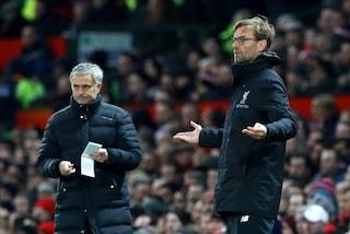 "Liverpool, Klopp scherza su Mourinho: ""Dove giocava? In porta? Cercate su google"""