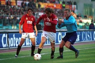 Roma-Torino, dribbling di suola e gol: sono passati 18 anni dalla meraviglia di Totti