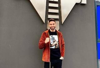 Fabio Borini al Verona, visite mediche e firma dopo l'addio al Milan