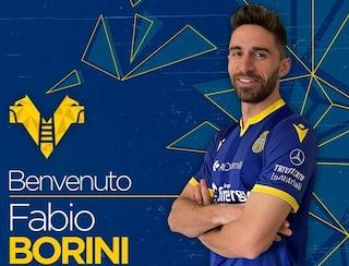Calciomercato, ufficiale: Fabio Borini è un nuovo giocatore dell'Hellas Verona