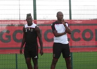 """Vieira su Balotelli: """"Il modo di pensare di Mario non è adatto ad uno sport di squadra"""""""