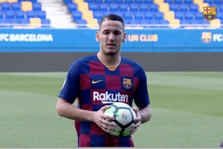 Rey Manaj al Barcellona B, per l'ex Inter clausola rescissoria da 50 milioni