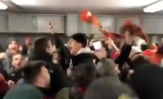 I tifosi della Roma oltre il risultato: cori ed entusiasmo dopo il ko contro la Juventus