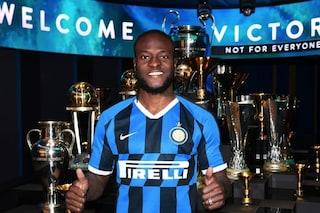 Victor Moses all'Inter, è ufficiale: arriva dal Chelsea in prestito con diritto di riscatto