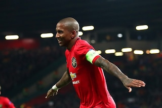 Ashley Young ha accettato la proposta di mercato dell'Inter