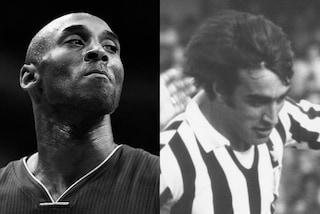 La brutta figura dello Sport italiano che dimentica Anastasi e (quasi) Kobe Bryant