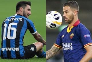 Calciomercato Inter, nuovi test medici per Spinazzola: a rischio lo scambio con Politano