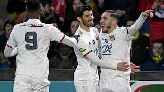 Rayan Cherki, enfant prodige del Lione: a 16 anni due gol e due assist in Coupe de France