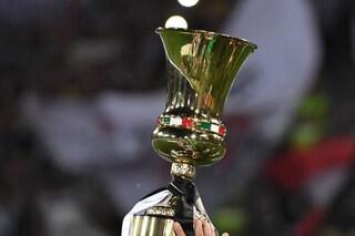 Coppa Italia, date, orari e programma delle semifinali Inter-Napoli e Milan-Juventus