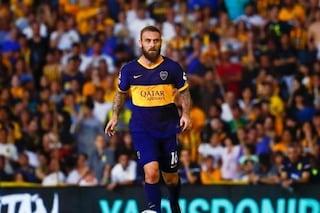 Da capitan futuro a caporale al Boca: Daniele De Rossi ha capito che era meglio smettere