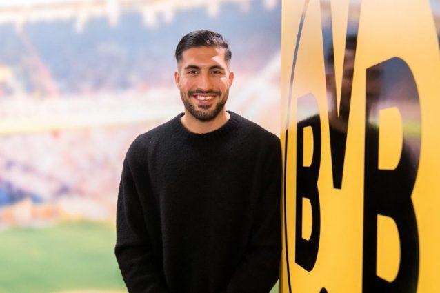 Calciomercato Juventus, futuro Emre Can: annuncio dal Borussia Dortmund
