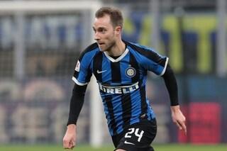 Formazioni Inter-Milan, derby con sorprese: fuori Eriksen, Calhanoglu con Ibrahimovic