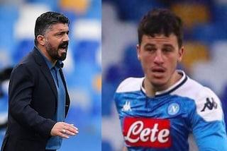 """Diego Demme: """"Gattuso e Pirlo i miei idoli. Voglio diventare il leader del Napoli"""""""