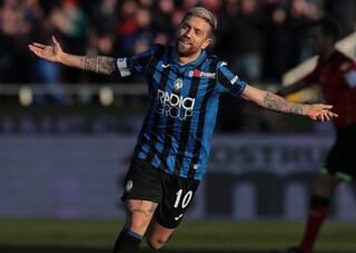 Atalanta-Spal Serie A, finisce 1-2: Ilicic illude, Petagna e Valoti firmano la rimonta
