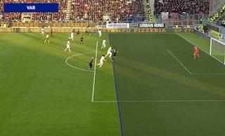 Moviola Cagliari-Milan, gol annullato a Ibrahimovic per fuorigioco