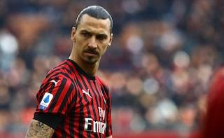 Il derby di Zlatan Ibrahimovic: la storia di amore e odio con l'Inter