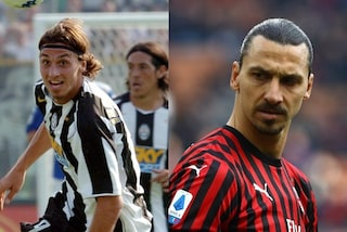 Brescia-Milan, Ibrahimovic rivive la prima volta in Italia: nel 2004 l'esordio con la Juve