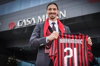 Ibrahimovic gioca subito? La decisione di Pioli per Milan-Sampdoria