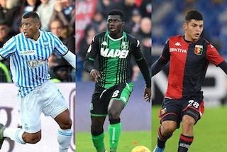 Fiorentina, show sul mercato, presi: Duncan, Igor, Agudelo, Kouamé e Amrabat