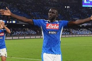 Napoli, riecco Koulibaly: Gattuso ritrova il centrale contro la Sampdoria