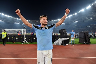 Lazio-Sampdoria 5-1, Serie A: dominio biancoceleste, tripletta di Immobile