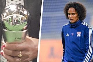 Wendie Renard perde il premio FIFA The Best in treno e lancia un appello per ritrovarlo