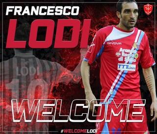 Calciomercato, Francesco Lodi è un nuovo calciatore della Triestina