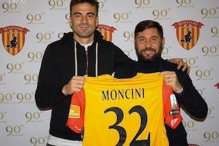 Benevento, ufficiale: arriva Gabriele Moncini dalla Spal per 2,5 milioni di euro