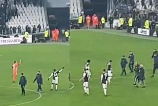 Juve, nervi tesi: Higuain, Cuadrado e Pjanic subito negli spogliatoi, dopo il 2-1 al Parma